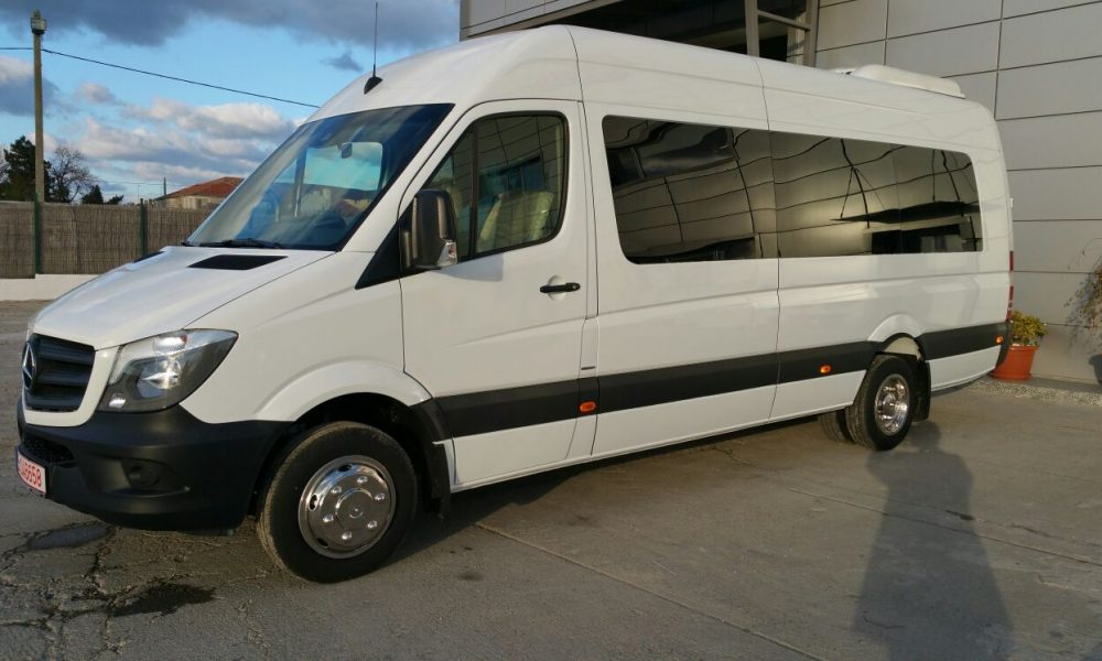 Mercedes Benz Sprinter 2016